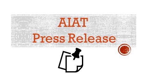 ข่าวประชาสัมพันธ์จากสมาคมปัญญาประดิษฐ์ประเทศไทย AIAT
